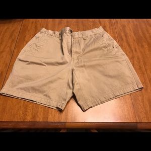 MK khaki shorts 34x8
